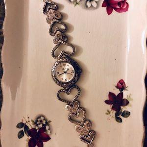 Brighton Lido Island bracelet toggle watch ladies